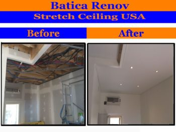 St Cloud stretch ceiling near me popcorn solution stretch ceiling